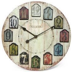 Stylish Large Wall Clocks | Fun & Fashionable Home Accessories And Decor