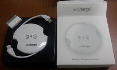 Participate and win a  Air Charge