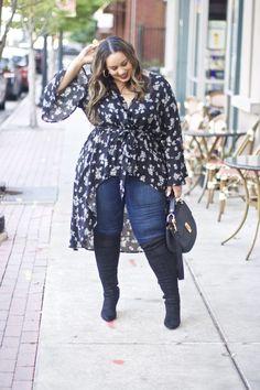 Beauticurve - Plus Size Fashion for Women - Plus Size Fall Outfit Idea #plussize
