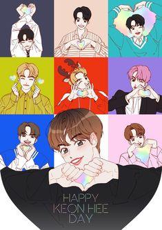 Yesung, Hey You, Kpop Fanart, Cheer Up, Taemin, Kpop Groups, Bts Memes, Fan Art, Anime