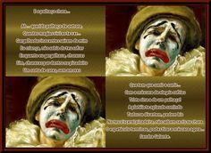 E O palhaço chora...By formatação Laurinha - Encontro de Poetas e Amigos