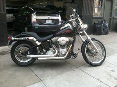 2000 Harley-Davidson� FXST Softail� Standard