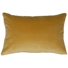 Mustard Cotton Velvet Pillow ($45) ❤ liked on Polyvore featuring home, home decor, throw pillows, pillows, velvet accent pillows, velvet throw pillows, mustard yellow throw pillows, mustard yellow home decor and mustard throw pillow