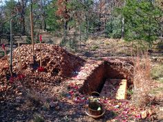 Eloise Woods Community Natural Burial Park in Cedar Park, Texas.
