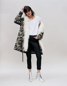 90s Grunge Makes a Return for Topshop's Autumn 2012 Campaign