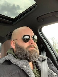 Bald Men With Beards, Bald With Beard, Great Beards, Awesome Beards, Beard Rules, Beard Game, Big Moustache, Beard No Mustache, Beard Styles For Men