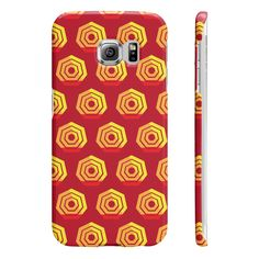 Samsung Galaxy S6 Edge Polygon Pattern Cover  #value #quality #phonecases #case #iPhone #Samsung #siliconephonecases #plasticphonecases #leatherwalletphonecases #phonecovercases