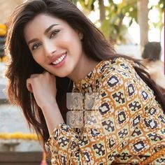 Mehwish Hayat may be a young proficient model turned thespian from Islamic Republic of Pakist