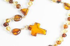 Baltic amber rosary. by LuxuryBalticAmber on Etsy, $24.71