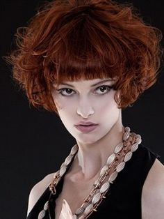 Glam Haircuts with Edgy bangs Styles | Hairstyles 2015 For short, long and medium hair, trends and color Ideas