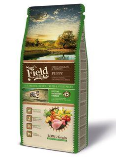 Sams Field PUPPY Hühnerfleisch und Kartoffeln Hundefutter Trockenfutter 13 Kgsparen25.com , sparen25.de , sparen25.info