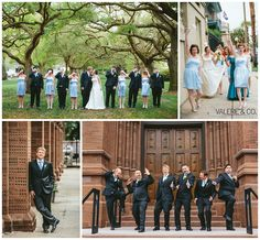 Charleston Wedding Photography - Bridal Party - Valerie & Co. Photographers, www.valerieandco.com