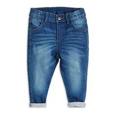 Denim+Jersey+Jeans+-+Lindex