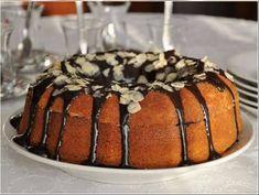 Bundt cake fourré au Nutella