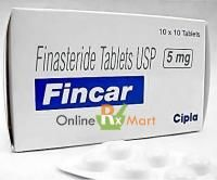 http://www.onlinerxmart.com/product-details/fincar-5mg/2.html : Buy Fincar Tablets  & Proscar Online for Hair Loss treatment From Online RX Mart. We offer Fincar 5mg Tablets Online at best price.