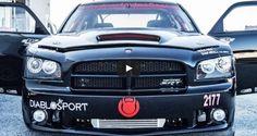 8-sec Dodge Charger   World's Fastest Modern HEMI