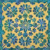 May Apple's cool hawaiian quilt