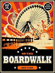 Boardwalk Theme?
