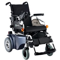 EB 103A-A Folding Power Wheelchair with Battery