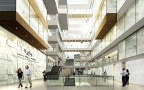 UB new medical school design