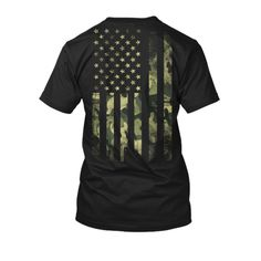 USA Camo Flag. $5 Off.