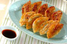Gyoza de porco e legumes ++ akiko sugimoto (e-recipe)