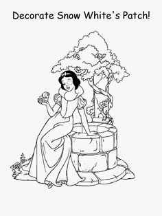 Printable Patch Coloring Pages