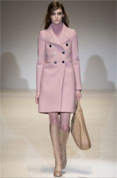 cappottino rosa gucci