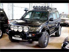 Продается Toyota Land Cruiser 100 ARB 2006 года в Мурманске за 2200000руб.