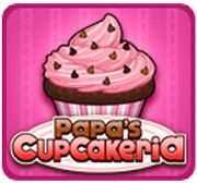 Papa S Cupcakeria Online Games Games For Kids Games For Girls