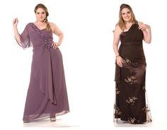 vestido para casamento de dia plus size 8