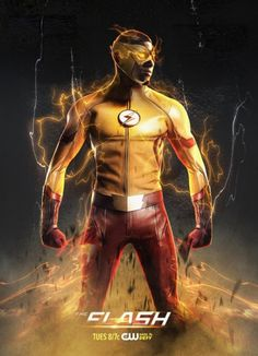 Kid Flash - Boss Logic