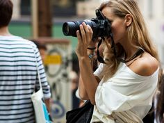 All the Pretty Photographers, Part III « The Sartorialist