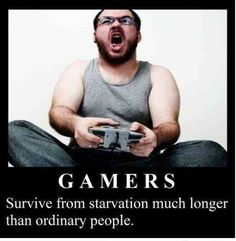 Gamers Have Some Special Skills!