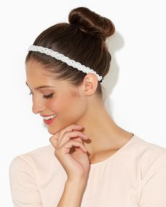 Rapunzel Pearl Hair Wrap | Hair Accessories - Special Occasion | charming charlie