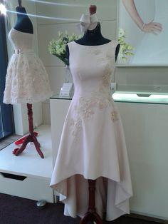 Suknia wizytowa FULARA & ŻYWCZYK. #ślub cywilny #druhna #dress #suknie wizytowe