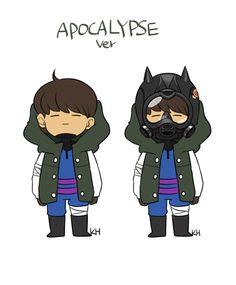 Frisk Apocalypse