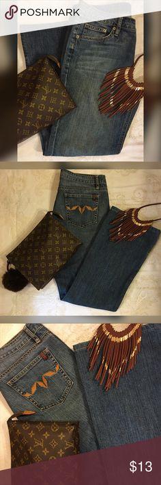 Buffalo Mega X Jeans Buffalo Mega X Jeans - no Size label- Waist 32 Length 29 Bootcut Buffalo David Bitton Jeans Boot Cut