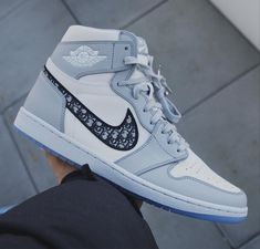 dior x air jordan 1 high og.dior x air jordan 1 high og - DM to order DHL/EMS world wide shipping - Dr Shoes, Cute Nike Shoes, Swag Shoes, Cute Sneakers, Nike Air Shoes, Hype Shoes, Me Too Shoes, Shoes Sneakers, Shoes Jordans