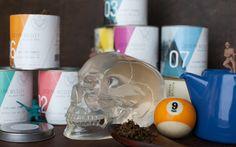Joseph Wesley Black Tea #packaging #design #tea