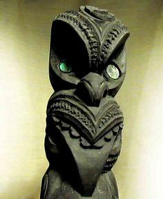 Maori Pou