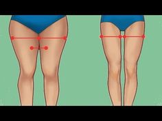 2-Exercise Workout to Get Slim Legs in a Week - YouTube