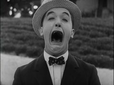 Omg, Stan Laurel screaming hysterically is one of the funniest things ever. Stan Laurel Oliver Hardy, Laurel Und Hardy, Jessica Mendoza, Abbott And Costello, The Three Stooges, Guys And Dolls, Love To Meet, Spongebob Squarepants, Classic Movies