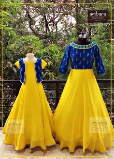 Mommy Daughter Dresses, Mom And Baby Dresses, Mom And Daughter Matching, Dresses Kids Girl, Mother Daughters, Mom Daughter, Baby Outfits, New Kurti Designs, Blouse Designs