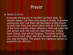 Living for God: Pray and Praise