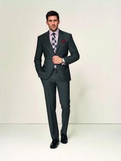 ein sacco zwei outfits ii ob mit jeans oder chino ein graues gef ttertes jackett findet. Black Bedroom Furniture Sets. Home Design Ideas