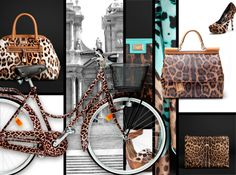 Janelle McCulloch's Library of Design: Designer Bicycles: Riding Our Way To A New Style Trend