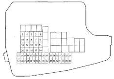 1995 mazda b2300 fuse diagram | Fuse Panel Diagram Ford ...