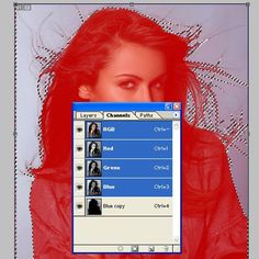 This is very very important and useful Tutorial. Many people wanted to delete the background of their picture, but they must be finding difficulty if picture is having Hair flying in the air and they don't want to delete these Hair. So here I'm going to tell you how you can remove the Background wit…