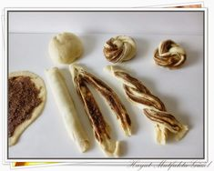 HAŞHAŞLI ÇÖREK Bacon, Garlic, Vegetables, Breakfast, Food, Morning Coffee, Essen, Vegetable Recipes, Meals